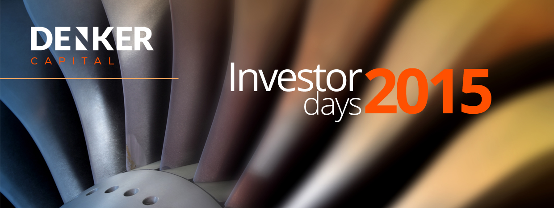 Investor Days 1240x468